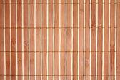 Estera de bambú — Foto de Stock