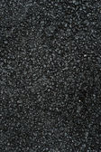 Freshly paved asphalt — Stock Photo