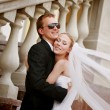 Bride and Groom — Stockfoto #5299073