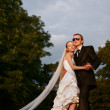 Bride and groom - Photo