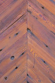 Wood trim detail for background — Stock Photo