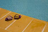 Poolside — Stock Photo