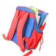 School bag — Stock Photo