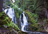 Cachoeira escondida — Fotografia Stock
