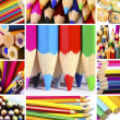 Color pencils — Stock Photo #4854689