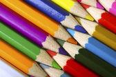 Kleur potlood — Stockfoto