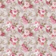 Royalty-Free Stock Photo: Seamless floral background