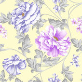 Floral background pattern — Стоковое фото