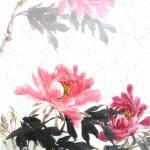 Chinese painting 021 — Stock Photo