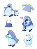 Cartoon design 001 — Stock Photo