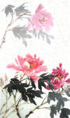 Chinese painting 021 — Stock Photo