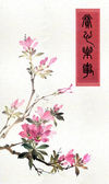 Chinese painting 015 — Stock Photo