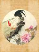 Chinese painting 010 — Stock Photo