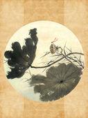 Chinese painting 006 — Stock Photo