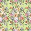 Seamless  pattern 152 — Stock Photo