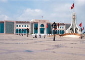 Presidential Palace in Tunis in peacetime — Stock Photo