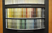 Paint Variety in a Store — Stock Photo