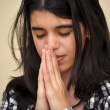 Stock Photo: Humble Prayer