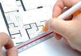 Mesuring your new home — Stock Photo
