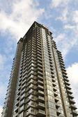 Vancouver'da modern inşaat detay — Stok fotoğraf