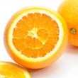 Fresh orange pattern — Stock Photo