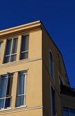 Detalle de la altura del edificio en buranby — Foto de Stock