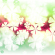 Abstract blur leaf shape background — Stock Photo #5322984
