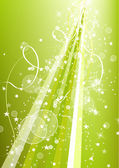 Abstract xmas light background — Stock Photo