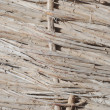 Stock Photo: Wicker fence