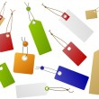 Sale Tags — Stock Vector #4641937