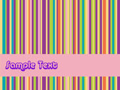 Stripe design — Stock Vector