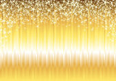 Shiny Gold Background — Stock Vector