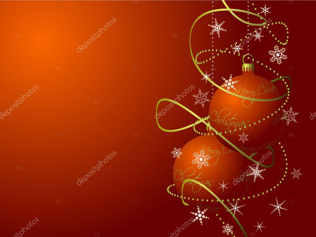 Chistmas illustration. Available in jpeg and eps8 formats. — Stock Vector #4641976