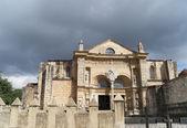 Cathedral Primada de America Santo Domingo — Stock Photo