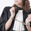 Royalty-Free Stock Photo: Justice is blind
