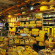 cheese market — Stock Photo