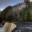 Northern Michigan UP Waterfalls — Stock Photo