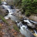 Northern Michigan UP Waterfalls Wagner Falls — Stock Photo #4683907