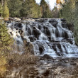 Royalty-Free Stock Photo: Northern Michigan UP Waterfalls Bond Falls