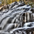 Stock Photo: Northern Michigan UP Waterfalls Bond Falls