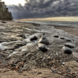 Lake Superior Northern Michigan - Stock Photo