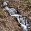 Northern Michigan UP Waterfalls Wagner Falls — Stock Photo #4685641