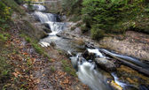 Northern Michigan UP Waterfalls Wagner Falls — Stock Photo