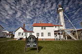 Whitefish Point Light Station — Stock Photo