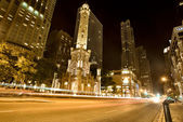 Water Tower Chicago — Stock Photo