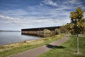 Ashland Wisconson Lake Front — Stock Photo