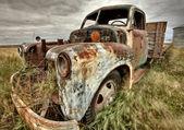 Vintage Truck — Stock Photo