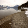 Glacier national park montana — Stockfoto #4740207