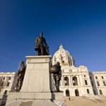 Capitol Building St Paul Minnesota — Stock Photo #4766793