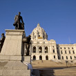 Capitol Building St Paul Minnesota — Stock Photo